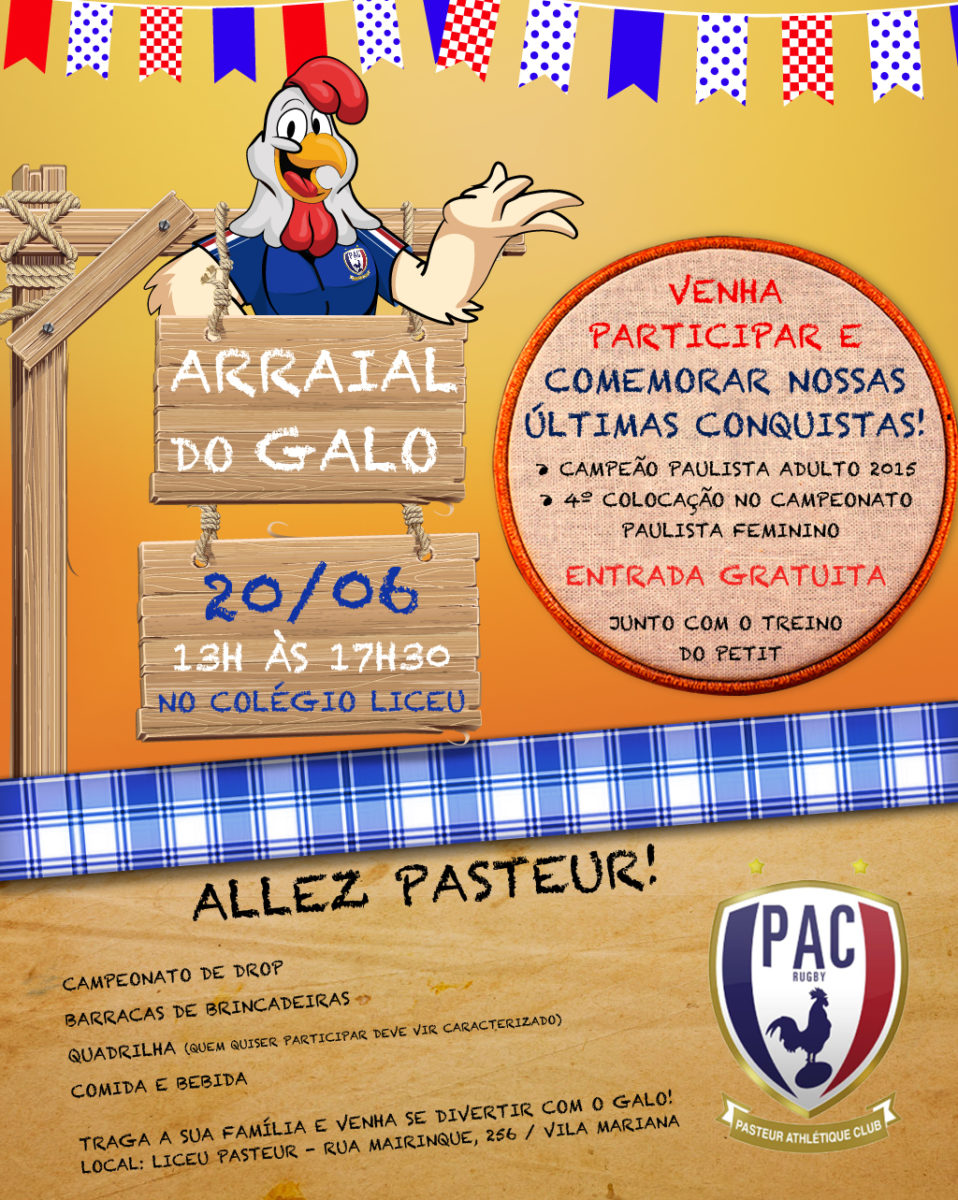 Arraial do galo